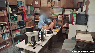 Office, Police, Blowjob lesson