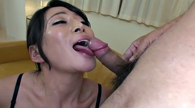 Injection, Japanese milf, Inject, Cum in mouth, Injections, Kitajima rei