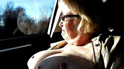 Car, Flashing, Public masturbation, Car masturbation, Car flashing, Flashing public