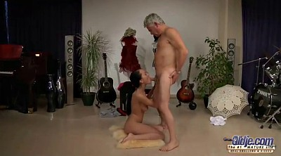 Young, Granny anal, Dancing, Dirty anal