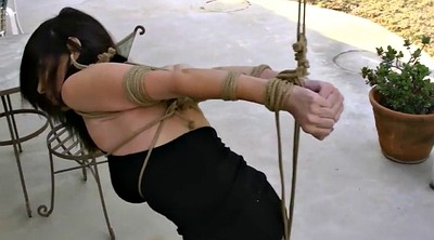 Outside, Black bondage