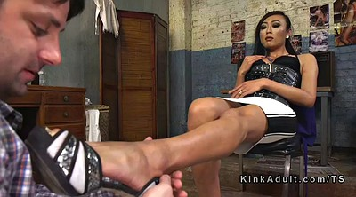 Asian tranny, Shemale feet, Shemale foot, Asian foot, Amateur anal