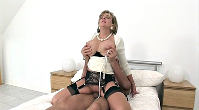 Nylon, British, Stockings fuck, Nylon fetish, Nylon fuck, Nylon stocking