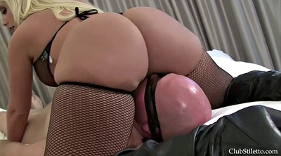 Bdsm, Smother, Sitting, Huge ass, Smothering