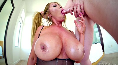 Asian mom, Kianna dior, Dior, Big tits asian, Big tits mom