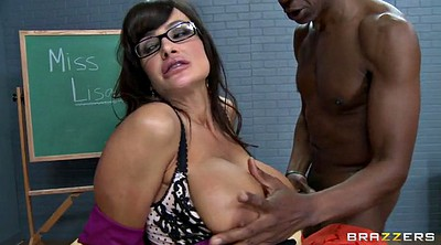 Lisa ann, Prison, Interracial sex, Ann