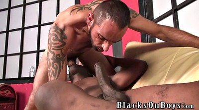 Gay interracial, Gay bareback