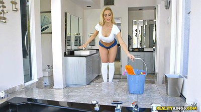 Bathroom, Cherie deville, Clean, Devil, Deville, Shower milf