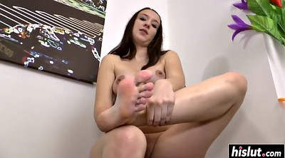 Teen, Jessica, Feet fetish