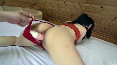Japanese masturbation, Asian big tits, Minami