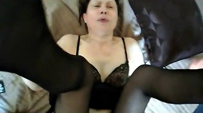 Mistress t, Swedish, Granny orgasm