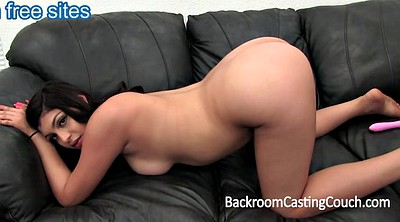 Teen creampie, Anal casting