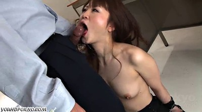 Japanese teacher, Japanese blowjob, Father, Japanese father, Daughter, Punishment