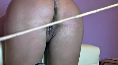Big, Pain, Cheating wife, Spanking wife, Painful, Ass pain