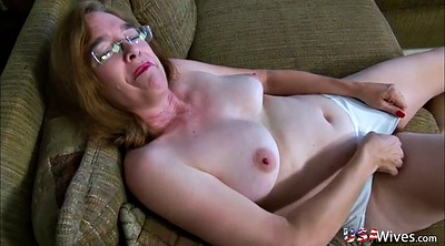 Mature solo, Granny solo, Hairy mature