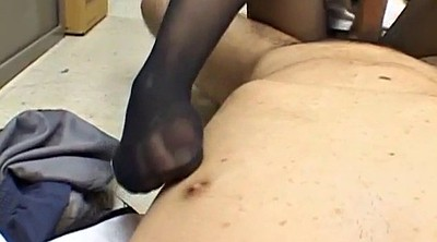 Japanese nylon, Japanese nylons, Nylon handjob, Milf nylon, Asian kissing