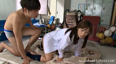 Asian double, Threesome asian