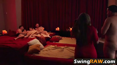 Swingers party, Swingers orgy, Handjobs
