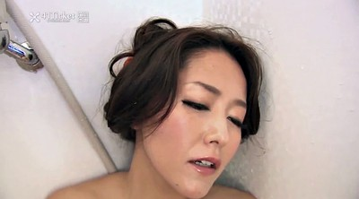 Mature, Japanese mature, Uncensored, Japanese shower, Mature japanese, Japanese masturbate