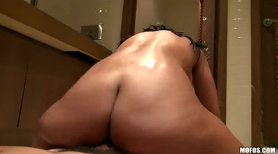Bathroom, Milf riding