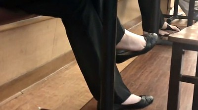 Foot, Foot fetish, Candid