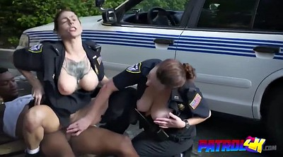 Big tits, Uniform