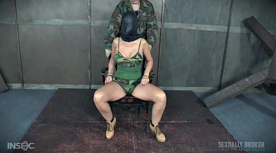 Bondage, Molested, Army