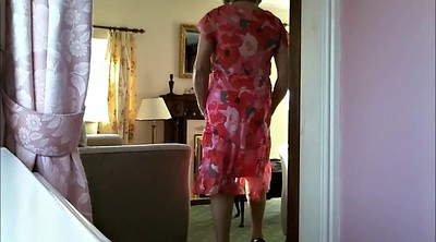 Solo granny, Grannies, Crossdress, Dress, Dress solo, Granny solo