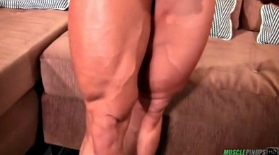 Mature solo, Muscle milf