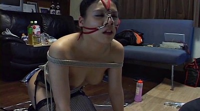 Japanese bondage, Asian anal