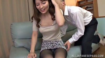 Cum in mouth, Asian pantyhose