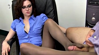 Foot job, Pantyhose feet, Job, Feet job, Pantyhose job