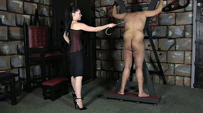 Caning, Mistress, Cfnm