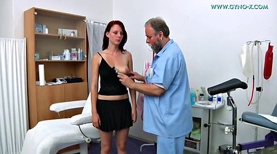 Gyno, Doctors, Old anal, Exam