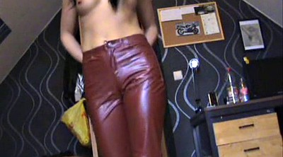 Leather, Leather pants, Pants