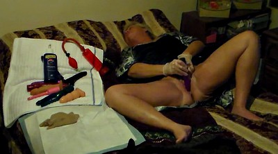 Mistress t, Mature orgasm