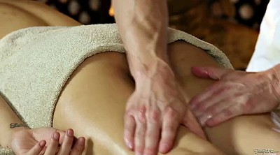 Father, Stepdaughter, Teen young, Teen massage, Young asian, Asian young