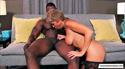 Mature swingers, Swinger, Black milf, Mature interracial