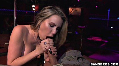 Pov, Courtney, Strip club