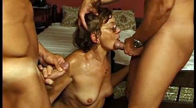 Granny anal, Mature anal, Anal granny