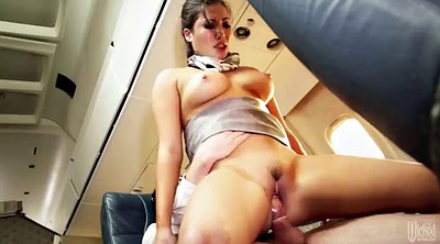 Rough anal, Stewardess, Asian double, Asian rough