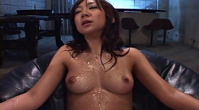 Asian bondage, Scream, Japanese cum, Japanese bondage