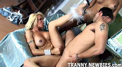 Transsexuals, Shemale cock