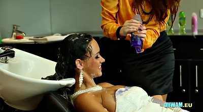 Massage, Bride, Massage lesbians, Brides