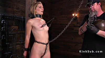 Toy, Slave anal