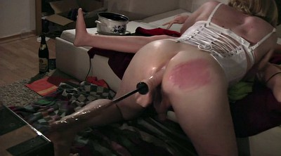 Machine, Lingerie, Machine anal, Anal machine, Sexdoll, Fuck machine