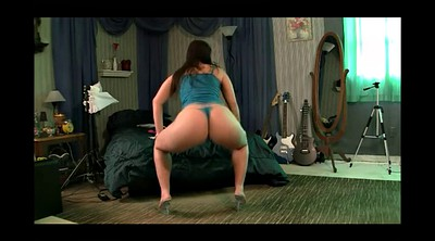 Big butts dance, Curvy milf