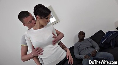 Cuckold creampie, Couple, Wife cuckold, Anal wife, Anal ebony