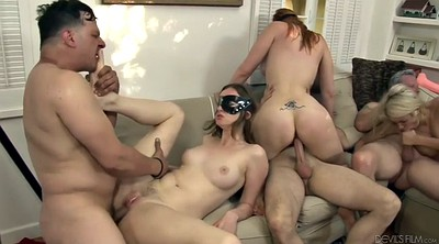 Crazy, Asian blonde, Asian orgy, Group anal, Filthy, Big asses