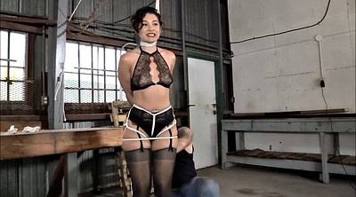 Rope, Girls, Roped, Rope tied, Big tits girl